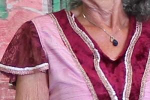 Vrouw - roze:fuchsia - 3798